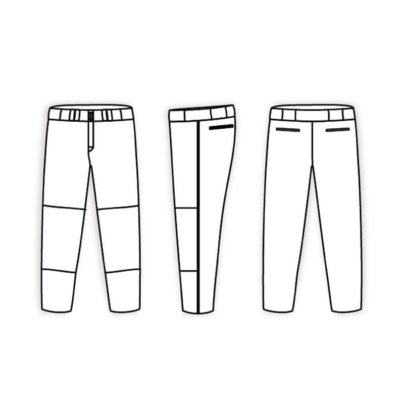 baseball-kalhoty-STRAIGHT-blind