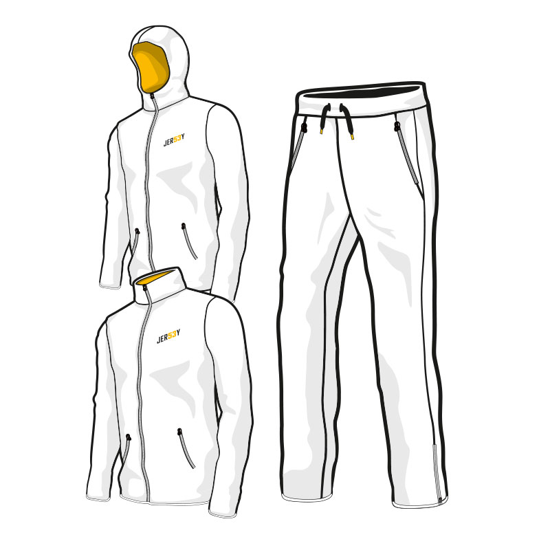 TRACKSUITS - Jersey 53 - DRESSED ON THE BEST!