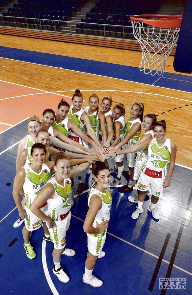 KP Brno basket foto3 David Titz