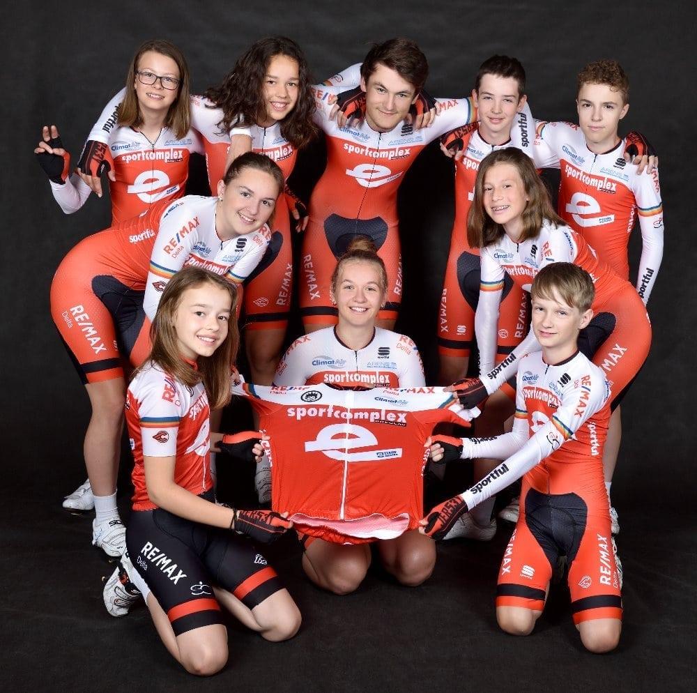 Sportcomplex Cycling Club Břeclav foto kalendář fb profil