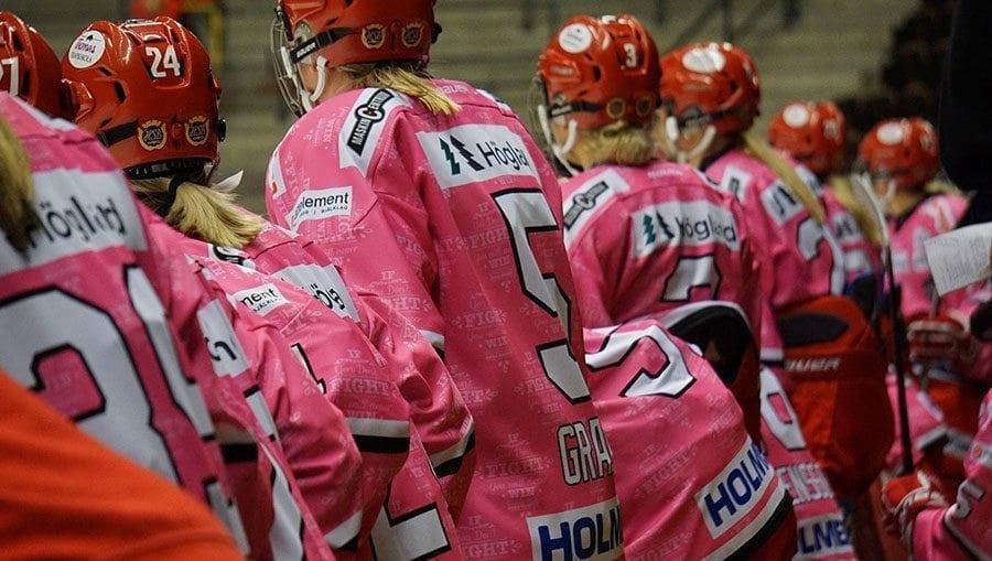 Pink Game ger ice hockey foto fb