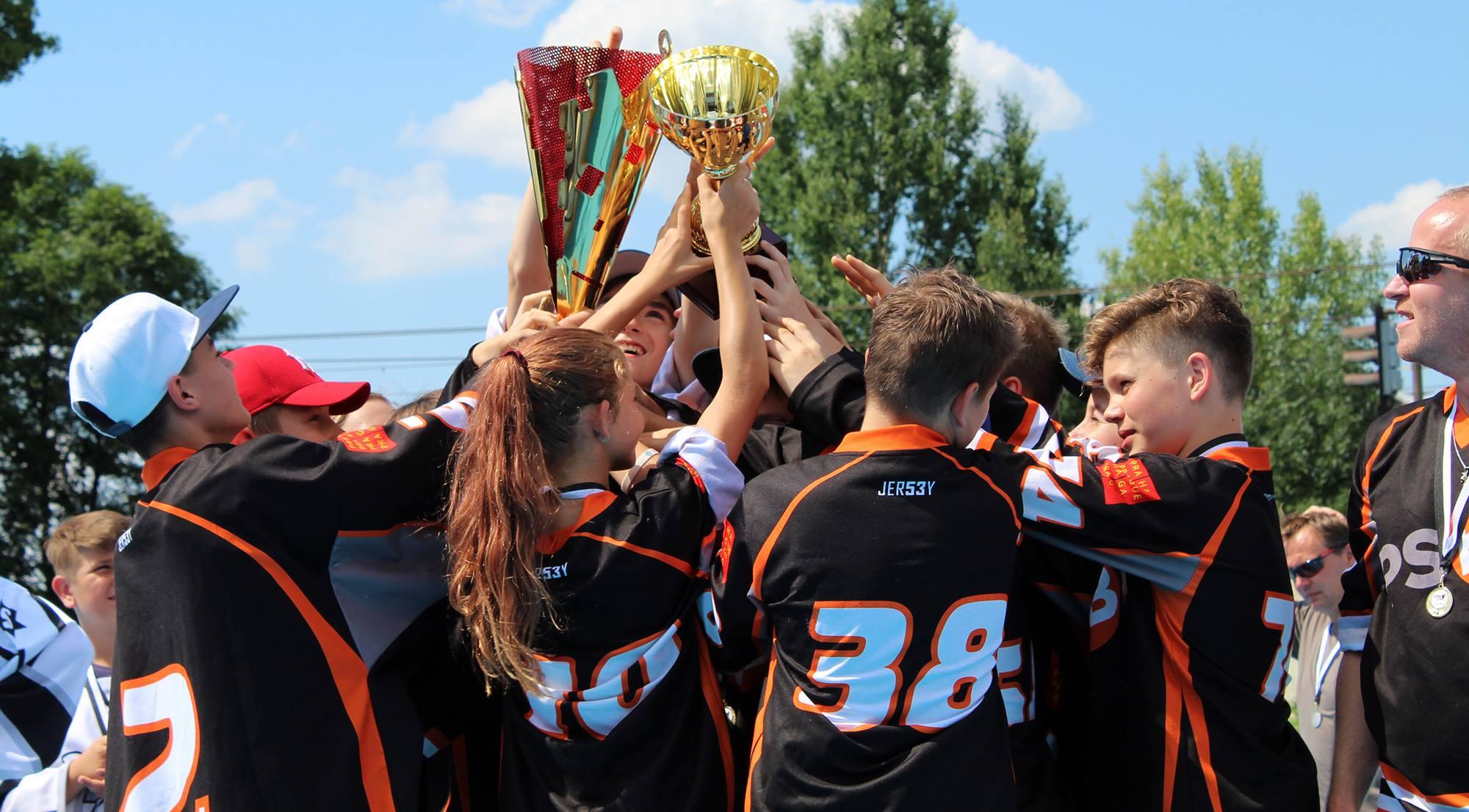 Prague Select JTEKT CUP Praha 2018 foto1 fb HBC Hostivař