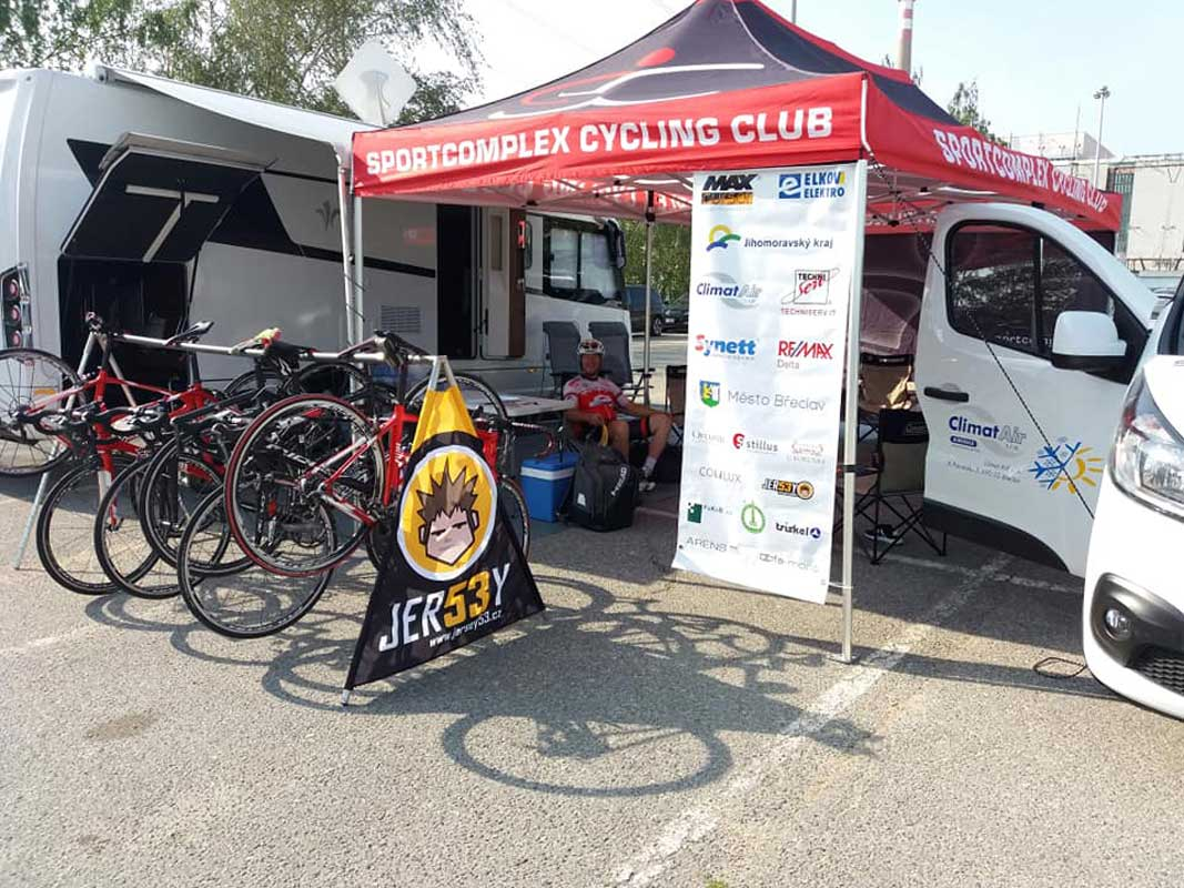 Sportcomplex Cycling Club Břeclav stojan foto 5 fb